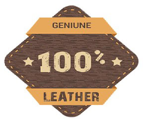 100% Geniune Leather